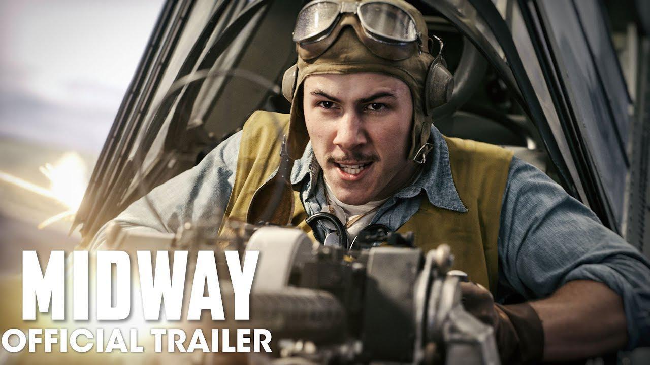 画像: Midway (2019 Movie) New Trailer – Ed Skrein, Mandy Moore, Nick Jonas, Woody Harrelson www.youtube.com