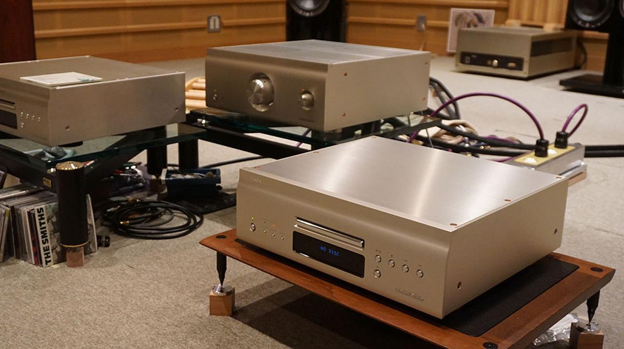 画像: 「Vivid & Spacious」という理想を具現化した。デノンの新フラッグシップ。「DCD-SX1 LIMITED」&「PMA-SX1 LIMITED」は、4年の歳月をかけて開発した、技術者入魂の作品 - Stereo Sound ONLINE