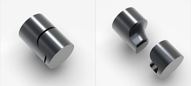 画像: ハウジングは3D形状を採用。指で持ったときに耳への最適な挿入角度になり、安定した装着が可能となる。装着時の安定感やフィット感を高め、快適なリスニングを実現している