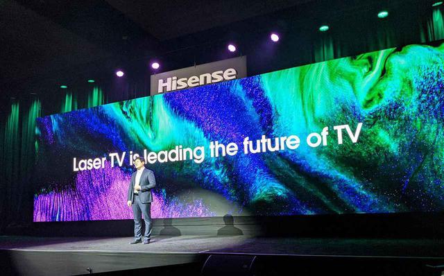 画像: 「レーザーテレビこそ、未来のリーディングテレビだ」