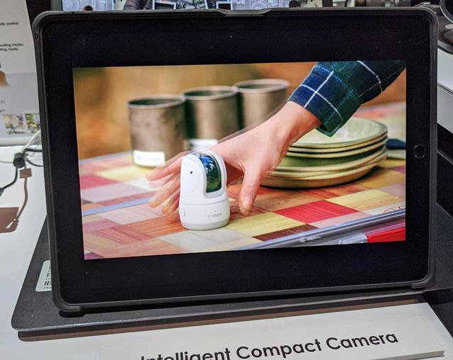 画像4: 【麻倉怜士のCES2020レポート04】キヤノンの「ニューコンセプトカメラ」が超面白い。斬新なアイデアを採り入れることで、ワン・アンド・オンリーの魅力を提案