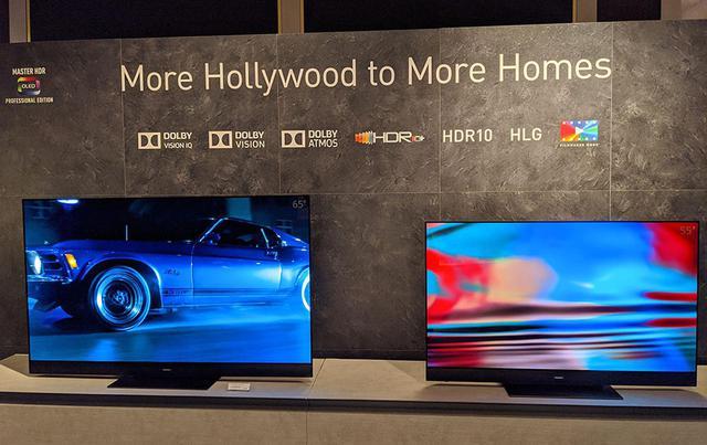 画像: パナソニックの新有機ELテレビ「HZ2000」がDolby Vision IQを採用