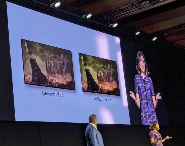 画像: LGエレクトロニクスもDolby Vision IQ採用を発表