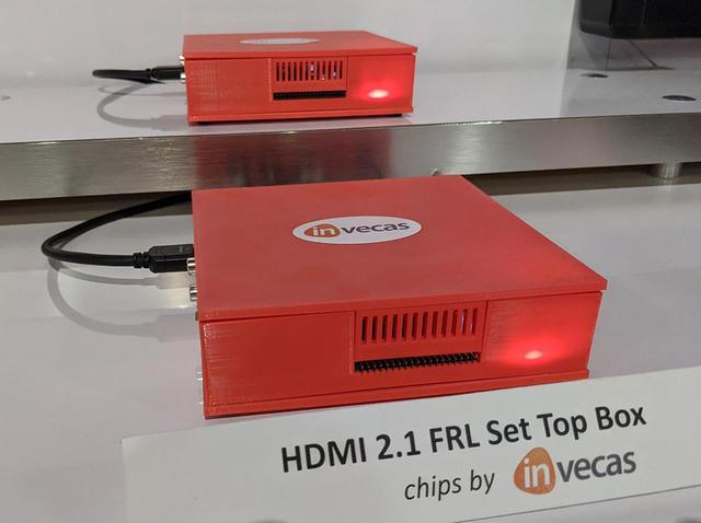 画像1: 【麻倉怜士のCES2020レポート08】HDMI ForumとHDMI Licensing Administrator が、HDMI2.1の認証プログラムを解禁。8K伝送の実用化への道がさらに進んだ