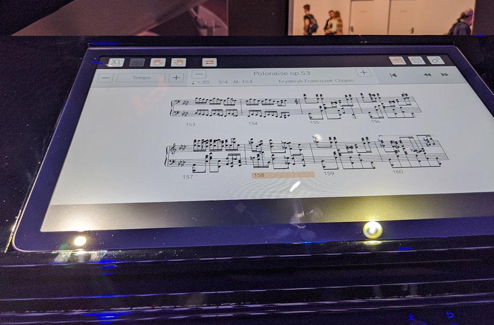 """画像: 【麻倉怜士のCES2020レポート09】""""これぞ未来のデジタル・ピアノだ"""" ローランドの近未来コンセプトモデル「GPX-F1 Facet」が素晴らしい"""