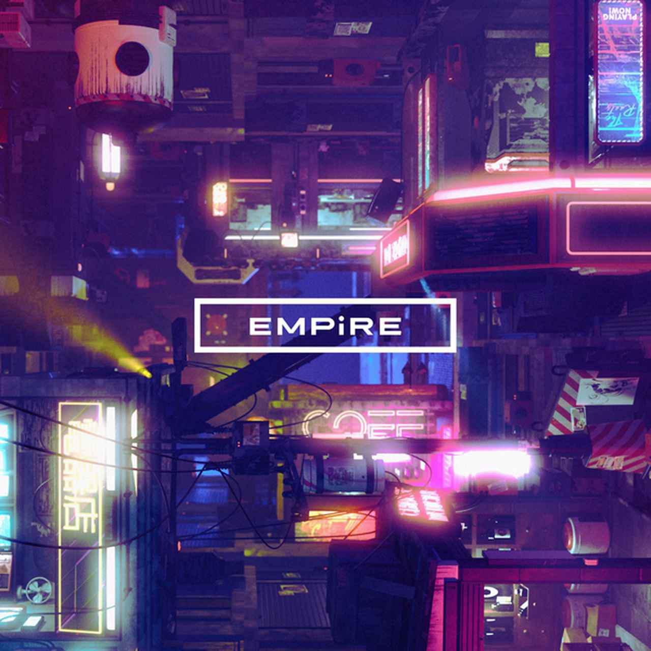 画像: the GREAT JOURNEY ALBUM / EMPiRE