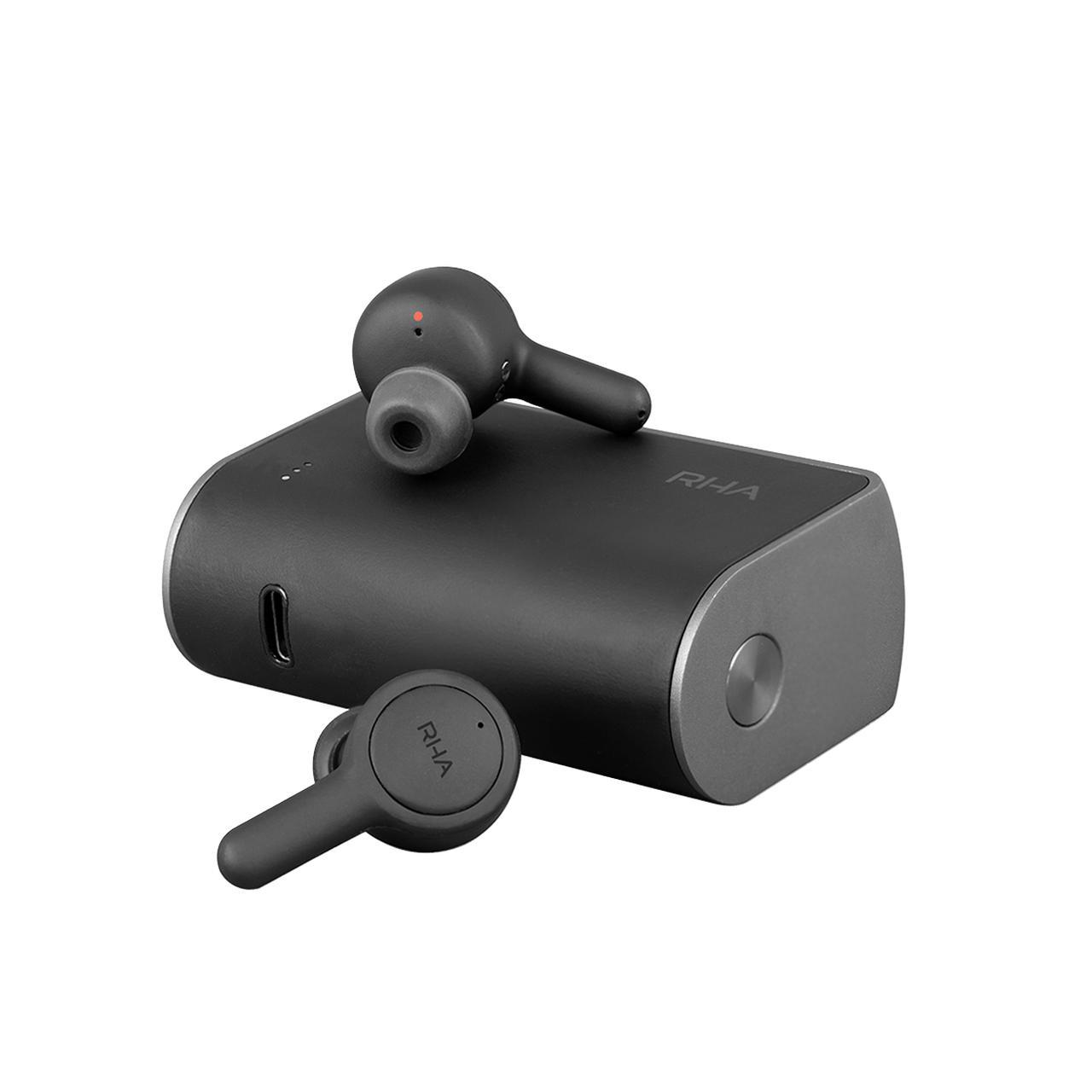 画像: TrueConnect   完全ワイヤレスイヤホン - Bluetoothバージョン5   RHA