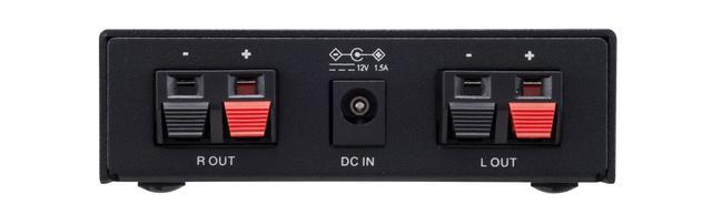 画像2: フォステクス、自作スピーカーにぴったりな小型のプリメインアンプ「AP05mk2」を1月下旬に発売