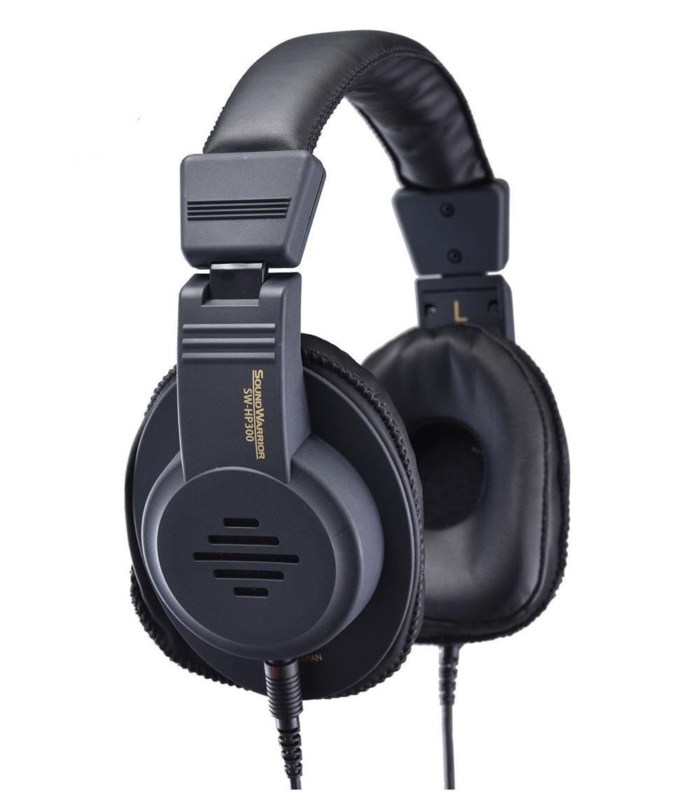 画像: サウンドウォーリアから、セミオープン型ヘッドホンの上位モデル「SW-HP300」が登場。音楽をより濃密に、より深く楽しめる音づくりがコンセプト