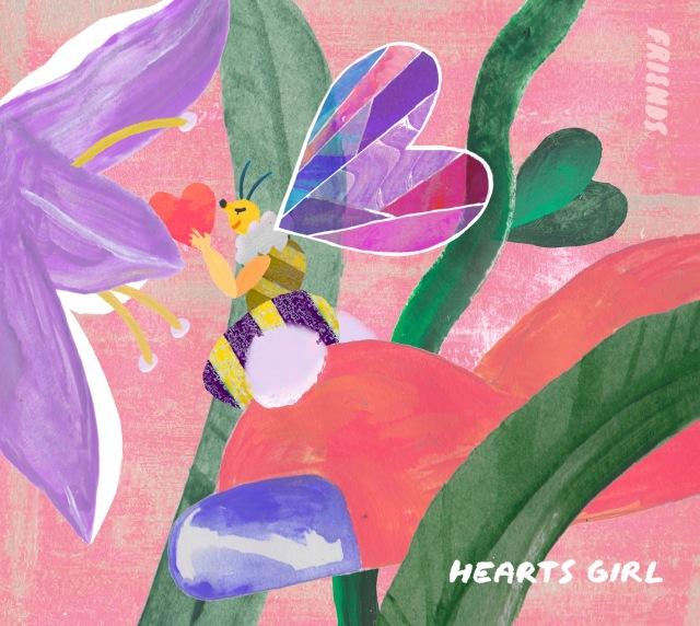 画像: HEARTS GIRL / フレンズ on OTOTOY Music Store