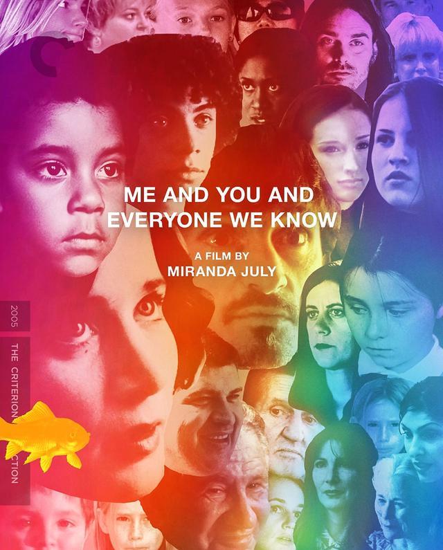 画像1: ミランダ・ジュライ監督作『君とボクの虹色の世界』【クライテリオンNEWリリース】