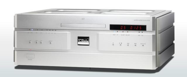 画像: 今回用意されるSACDプレーヤー ソウルノート S-3 1,280,000円(税抜) www.kcsr.co.jp