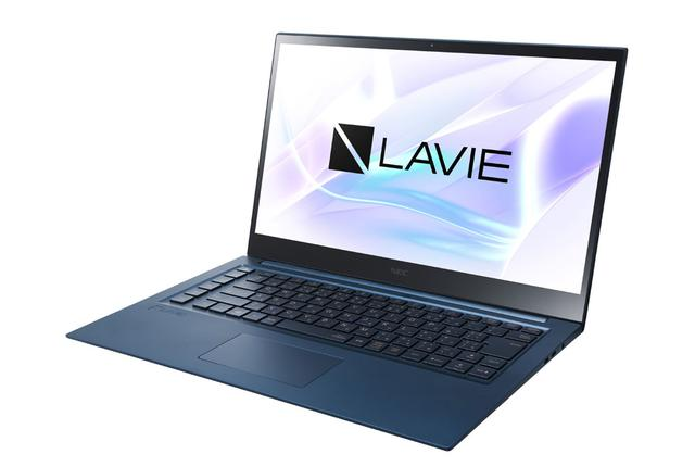 画像1: NECパーソナルコンピュータ、個人向けパソコンの春モデルを発表。注目はノートのフラッグシップ「LAVIE VEGA」シリーズ。HDR対応の4K有機ディスプレイを搭載する