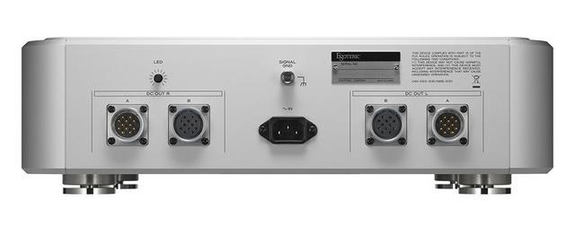 画像2: エソテリックのSACD/CDプレーヤー「Grandioso K1X」の音質をアップする、外部強化電源ユニット「Grandioso PS1」が2月1日に発売。「Grandioso K1」用バージョンアップサービスもあり