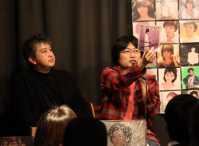 画像: 一部登壇の鈴木氏(左)と高島氏