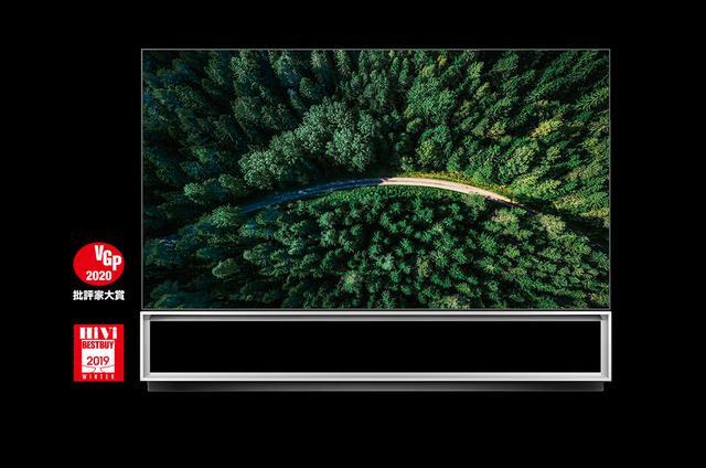 画像: OLED 88Z9PJA | テレビ | LGエレクトロニクス・ジャパン