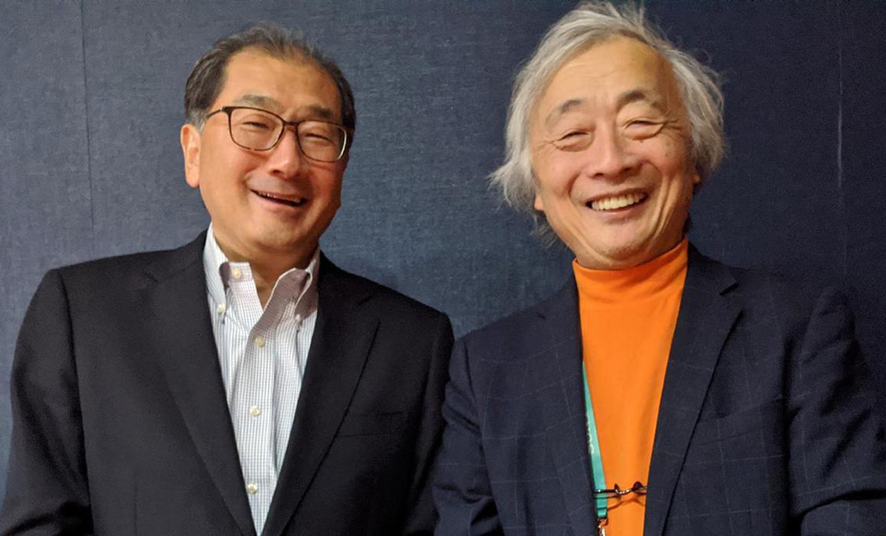 画像: ソニーホームエンタテインメント&サウンドプロダクツ株式会社 代表取締役社長 高木一郎さんと