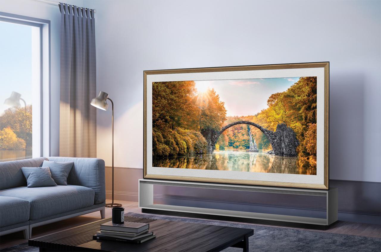 画像: LGこそ、有機ELテレビの先駆け。ついに登場した夢の8K対応有機ELテレビ - Stereo Sound ONLINE