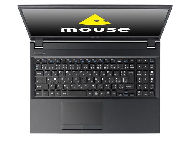 画像: マウスコンピューター、15.6型ディスプレイと光学ドライブを搭載したスタンダードノートパソコン「mouse F5」シリーズを、本日1月20日より発売。Core i5モデルで¥79,800~