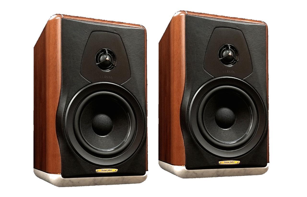画像: ソナス・ファベール、創立35周年を記念したスピーカー「Electa Amator III」を3月5日に発売。専用スタンド付属でペア130万円 - Stereo Sound ONLINE