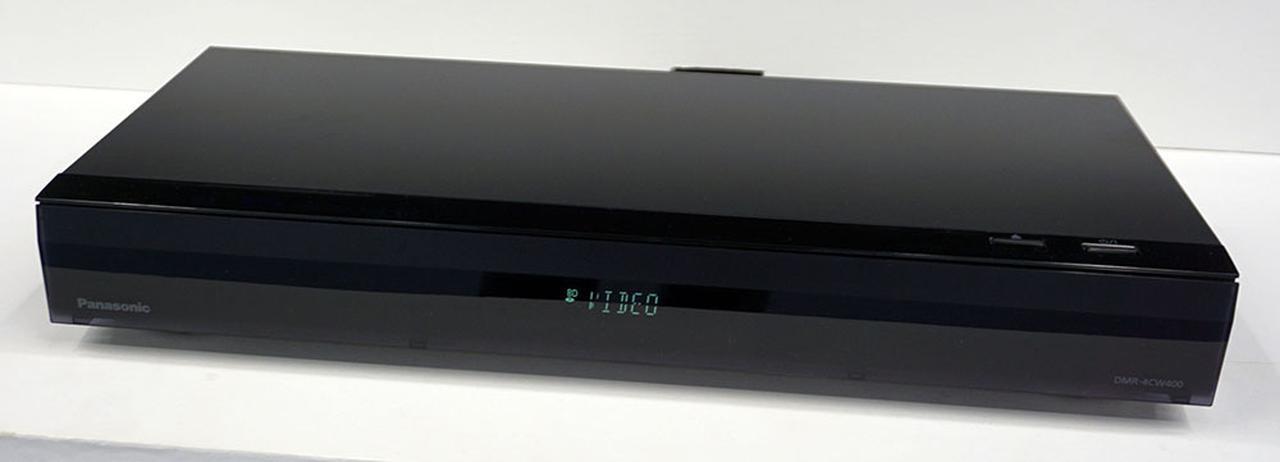 画像: ついに出た、4Kダブルチューナー搭載ディーガ「DMR-4W400」「DMR-4W200」! 長時間録画にも対応し、4K番組をじゃんじゃん録っても心配なし - Stereo Sound ONLINE