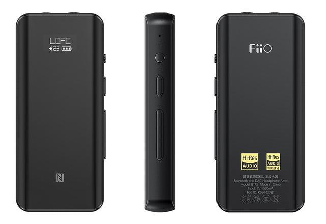 画像: FiiOのBluetoothアンプ「BTR5」が1月28日に発売。高品位Bluetooth 伝送に加え、384kHz/32ビットPCMやDSD256に対応したUSB DACとしても使用可能