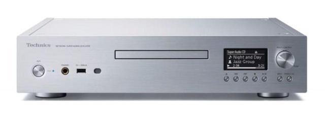 画像: ディスクメディアファンに朗報! テクニクスからSACDディスクが再生できる、ネットワーク/SACD/CDプレーヤー「SL-G700」が登場。8月23日に定価¥280,000で発売 - Stereo Sound ONLINE