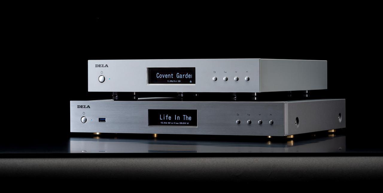 """画像: """"躍動のDELA"""" N1シリーズの新世代機とオーディオ用スイッチングハブ登場 - Stereo Sound ONLINE"""