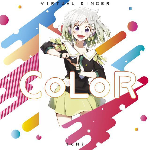 画像: CoLoR / YuNi on OTOTOY Music Store