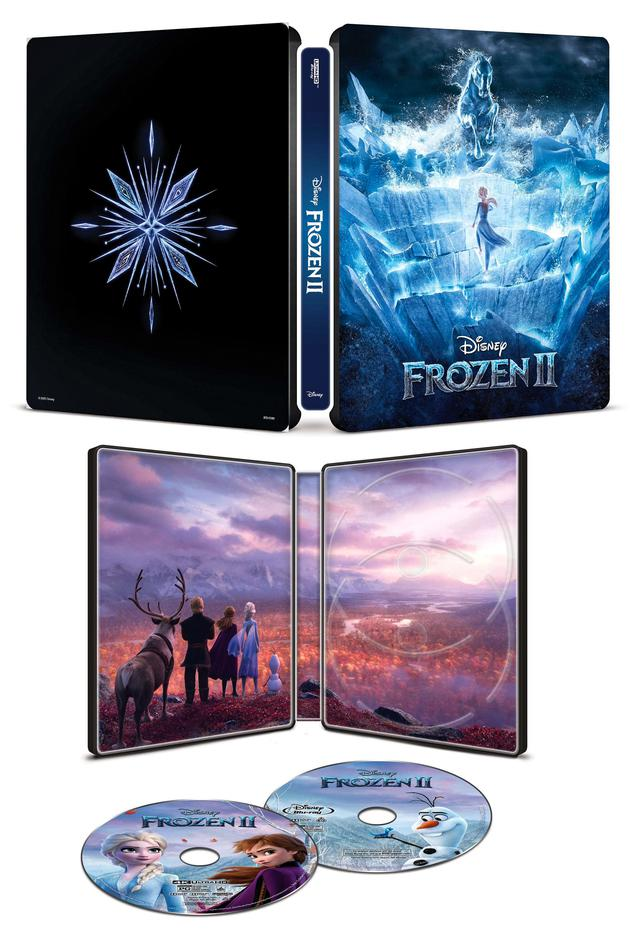 画像: Best Buy Exclusive Steel Book
