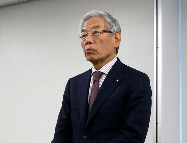 画像: A-PAB 福田理事長