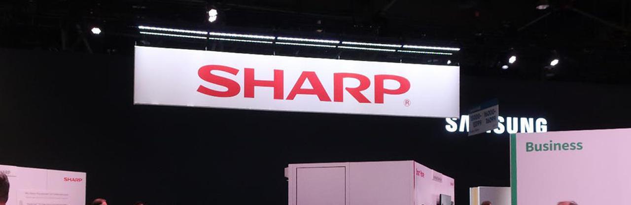 画像: 【麻倉怜士のCES2019レポート16】「SHARP is Back」 4年ぶりにブース展示を行なったシャープの石田副社長に、アメリカ展開の今後を聞いた - Stereo Sound ONLINE