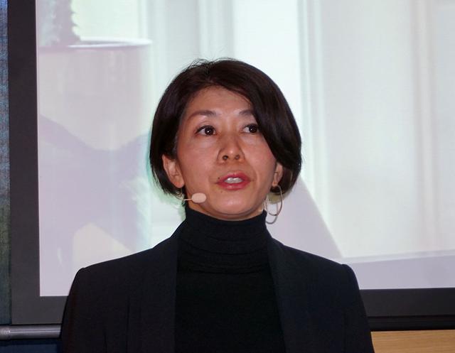 画像: イケア・ジャパンCore Area Managerの志村紗理さん