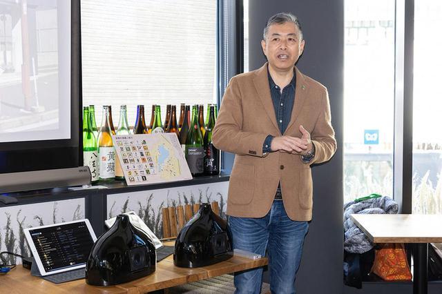 画像: タイムロード代表取締役社長の平野至洋氏