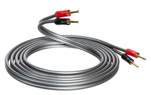 画像1: 英国QEDから、REFERENCEシリーズのスピーカーケーブル2モデルが本日発売。上位モデルの技術を受け継いで価格を抑えた「XT40i」と「XT25 Bi-Wire」