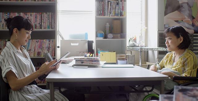 画像1: 【コレミヨ映画館vol.36】『37セカンズ』 世界各国の映画祭で話題に。新人女性監督による、でこぼこ道を進んでゆく少女の物語