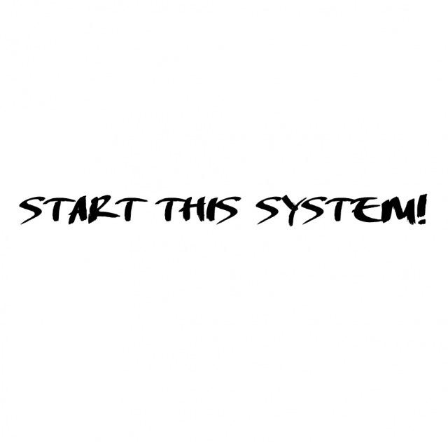 画像: START THIS SYSTEM! / HAMIDASYSTEM on OTOTOY Music Store