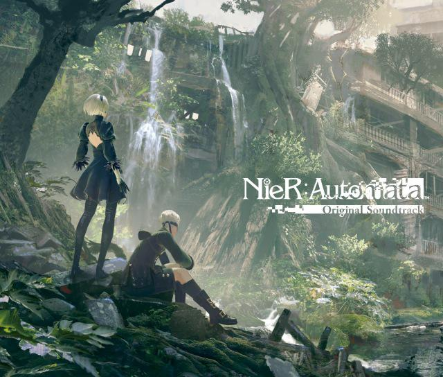 画像: NieR:Automata Original Soundtrack / 1 on OTOTOY Music Store