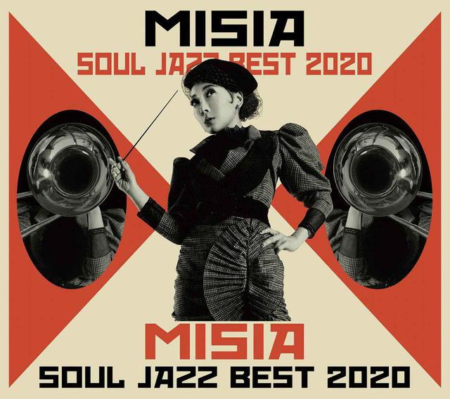 画像: MISIA SOUL JAZZ BEST 2020 / MISIA
