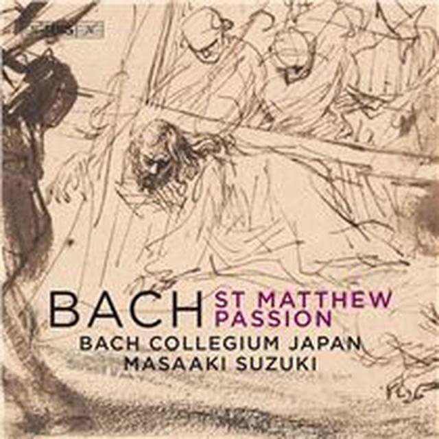 画像: J.S. Bach: St. Matthew Passion, BWV 244 - ハイレゾ音源配信サイト【e-onkyo music】