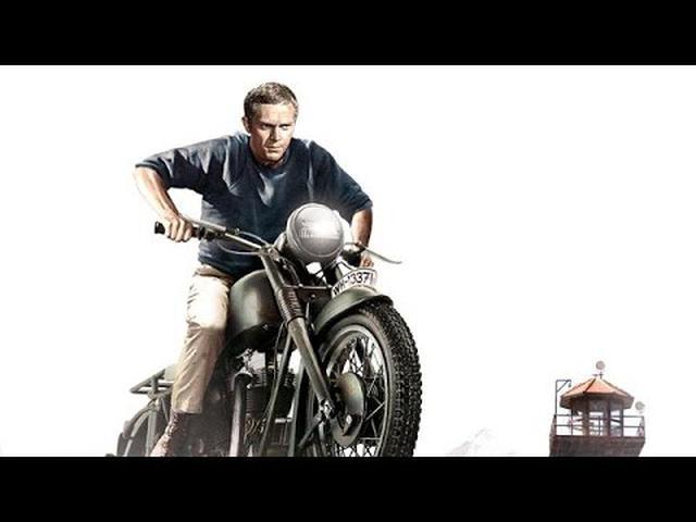 画像: Wielka Ucieczka - The Great Escape (1963) Zwiastun - poral.eu www.youtube.com