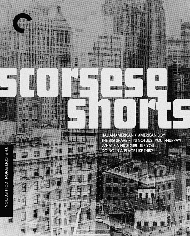 画像1: マーティン・スコセッシ短編映画集『スコセッシ・ショーツ』【クライテリオンNEWリリース】