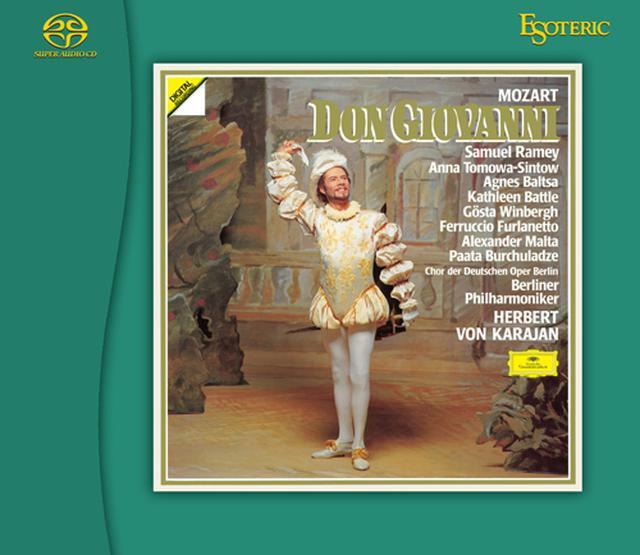 画像: モーツァルト歌劇《ドン・ジョヴァンニ》(SACD/CD・3枚組)ESSG-90209/11 ※予約商品・3月13日以降順次発送予定