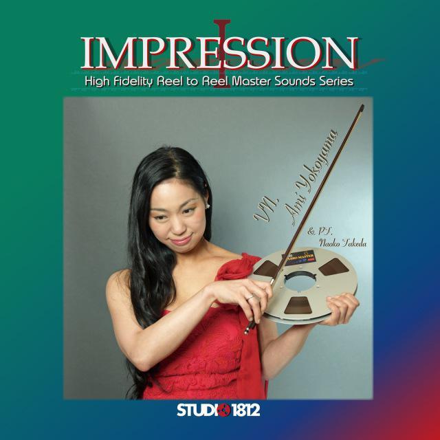 画像: IMPRESSION Ⅰ / 横山亜美, STUDIO1812, 武田直子 on OTOTOY Music Store