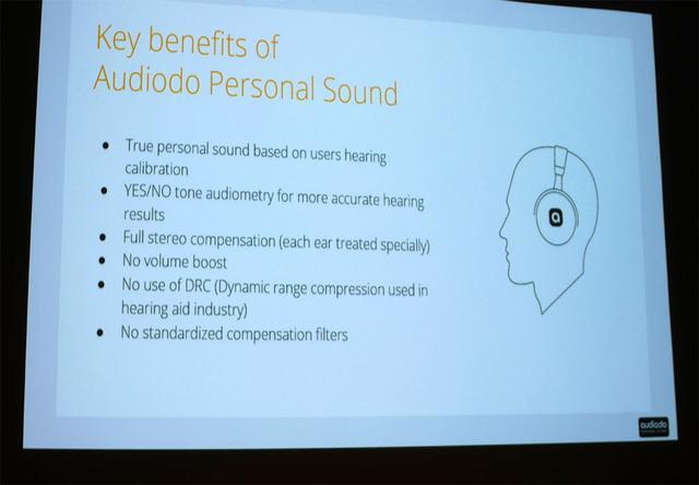 画像2: audiodoのCEOが来日し、同社のパーソナルオーディオ技術「Audiodo PERSONAL SOUND」搭載の完全ワイヤレスイヤホンが今年第二四半期に発売されるとアナウンス