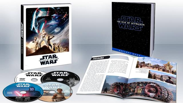 画像: STAR WARS: THE RISE OF SKYWALKER - 4K UHD BLU-RAY with DOLBY ATMOS