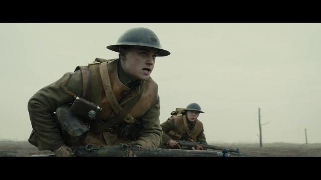 画像: 『1917 命をかけた伝令』予告 www.youtube.com