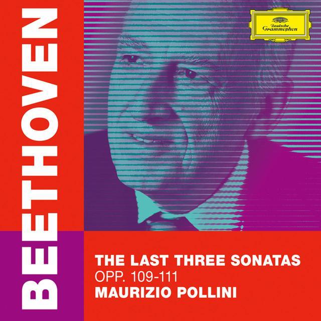 画像: ベートーヴェン: ピアノ・ソナタ第30番~第32番/マウリツィオ・ポリーニ
