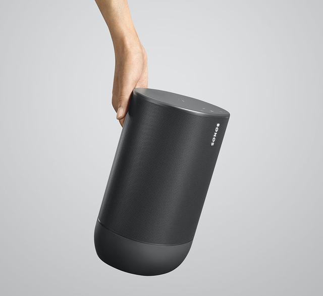 画像: SONOS初のポータブル・スマートスピーカー「Sonos Move」が、いよいよ日本上陸! 同社のスペシャルサイトで3月6日より先行販売開始