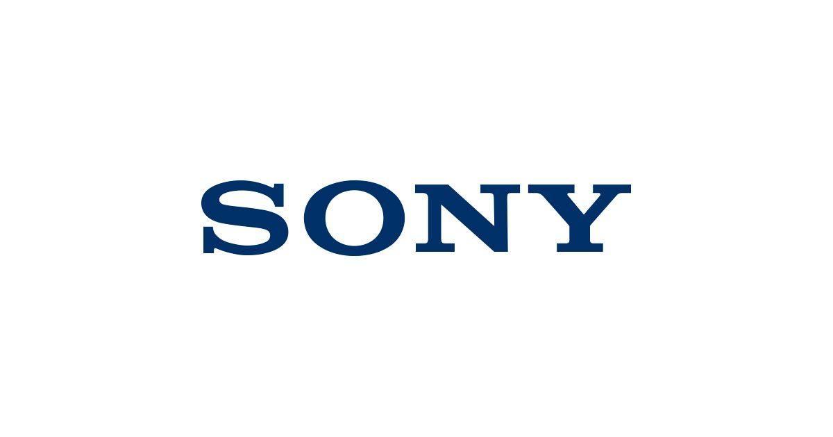 画像: Sony Japan | ソニーグループ ポータルサイト